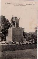 Bamako Soudan Français   Monument Des Tirailleurs Soudanais - Sudan