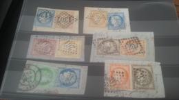 LOT 259865 TIMBRE DE FRANCE OBLITERE  DEPART A 1€