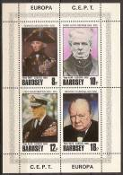 Bardesy (Wales) Personajes 1980 - Idées Européennes