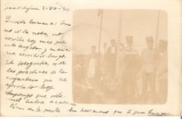 POSTAL DE GUADALAJARA DEL AÑO 1902 DE UNOS INGENIEROS DE CAMINOS - Guadalajara