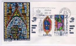 2665  FDC Barcelona 1983 Expo. Mundial De Filatelia - FDC