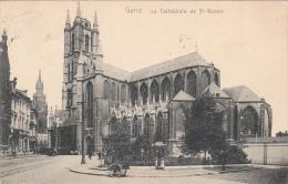 Belgium - Gent - Gand - La Cathedrale De St. Bavon - Gent