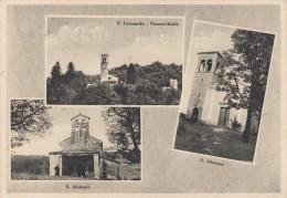 S. Leonardo - Parrocciale  -  S. Antonio  -  S. Abramo - Ohne Zuordnung