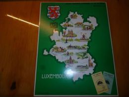 AA2 Buvard Banque CGER Prov Luxembourg Orval Bouillon Arlon Virton Bastogne Houffalize Marche Waha - Banque & Assurance