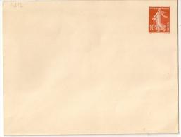 PEU COMMUN, Enveloppe Semeuse Camée Sans Inscriptions, DATE 416. SUPERBE ! - Postal Stamped Stationery