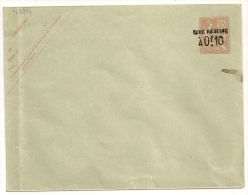 Enveloppe MOUCHON, TAXE REDUITE A 0f10 - Postal Stamped Stationery