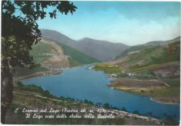 A3468 Fiastra (Macerata) - San Lorenzo Sul Lago - Il Lago Dallo Sbalzo Della Ruffella / Viaggiata 1962 - Altre Città