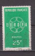 FRANCE / 1959 / Y&T N° 1218 - Oblitération Du 13/01/1960. SUPERBE ! - France