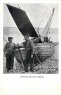 Pêcheurs Attendant La Marée. - Pêche