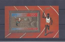 CENTRAFRICAINE. Jeux De La XXIIIe Olympiade Los Angeles1984 - República Centroafricana