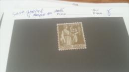 LOT 259938 TIMBRE DE FRANCE NEUF* DEPART A 1€