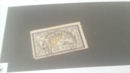 LOT 259956 TIMBRE DE FRANCE OBLITERE N�122 PERFORE VALEUR 90 EUROS DEPART A 1€