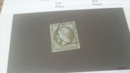 LOT 259968 TIMBRE DE FRANCE OBLITERE N�11 VALEUR 90 EUROS DEPART A 1€