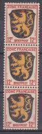 AllBes FranzZone  6, Postfrisch **, Abart: Obere Marke Linke 2 Mit Pf Verbunden - Französische Zone