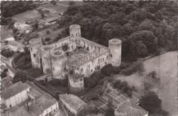 VILLANDRAUT     ( 33 ) Ruines Du Châteaumis En Construction En 1308 Par Le Pape Clément V   ( Port Gratuit  ) - Andere Gemeenten