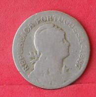 PORTUGAL  1  ESCUDO   1927   KM# 578  -    (Nº11883) - Portugal
