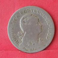 PORTUGAL  1  ESCUDO   1930   KM# 578  -    (Nº11885) - Portugal