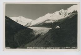 Neues Hochjochhospiz - Hintereisferner - Weisskugel, Ötztaler Alpen. Kleinformat - Österreich