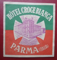 - H�TEL CROCEBIANCA  - PARMA  (ITALIA)