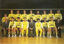 W-G.S. EDIZIONI PANINI-MODENA-CAMPIONE D ITALIA 1986-87 - Volleyball