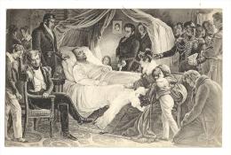 Cp, Histoire, Constatation De La Mort De Napoléon, 5 Mai 1821 - Histoire