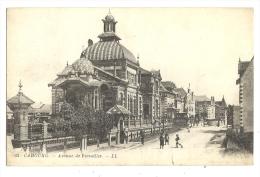 Cp, 14, Cabourg, Avenue De Versailles, écrite - Cabourg
