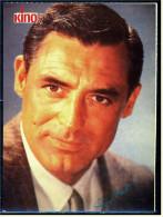 Kino-Autogrammkarte  -  Repro, Signatur Aufgedruckt  -  Cary Grand - Autogramme