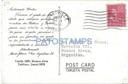 9426 ARGENTINA BUENOS AIRES PUBLICITY COMMERCIAL MIAS JOHNSON & Cia PABLUM & PABENA POSTAL POSTCARD - Argentina
