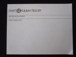 ISLAND HOTEL MOTEL MOTOR INN KUILIMA SURF KAILUA KONA HAWAII USA STICKER DECAL LUGGAGE LABEL ETIQUETTE AUFKLEBER