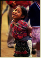 Guatemala -Mädchen  -  Ansichtskarte Ca. 1996    (4437) - Guatemala