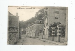 Cp , 95 , MONTSOULT , Quartier Des Villas , Voyagée - Montsoult