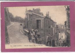 55.- BAR-LE-DUC .- Nouvelle Route Et Rue De L' Horloge - Bar Le Duc