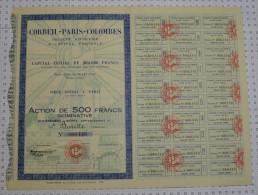 Corbeil Paris Colombes - Industry