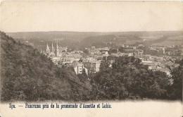 W-SPA-PANORAMA PRIS DE LA PROMENADE D'ANNETTE ET LUBIN - Spa