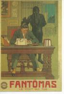 "5 - LOUIS FEUILLADE  "" FANTOMAS LE MORT QUI TUE "" - Posters On Cards"