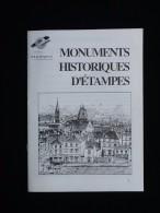 Monuments Historiques D´ Etampes - Boeken, Tijdschriften, Stripverhalen