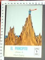 Z47762 LIBRO LIBRETTO EL PRINCIPITO ANTONIE DE SAINT EXUPERY IL PICCOLO PRINICIPE FIABE RACCONTI BAMBINI - Libros Infantiles Y Juveniles