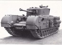 MILITARY - BRITISH CHURCHILL V11 TANK. - Equipment