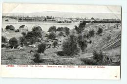 ISRAEL - PALESTINE - JERICHO - Première Vue - Animée - 2 Scans - Palestine