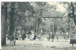 Bordeaux   Balancoires Au Parc Bordelais  Familles Enfants - Bordeaux