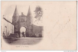 52 REYNEL LA PORTE CARTE 1901 - France