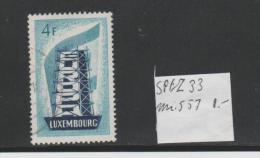 Spez33/  LUXEMBURG - Mi.Nr. 557 O - Gebraucht