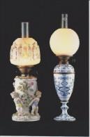 KG77 Oil Lamps - Lamp Museum In Kobe (Japan) - Museum