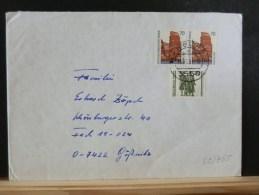52/765   LETTRE.  ALLEMAGNE  MIXTE - Storia Postale