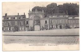 CPA Sainte Menehould 51 Marne Hôpital Larrey édit Mlle Philbert écrite 1919 - Sainte-Menehould