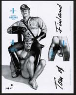 2014 Finland Miniature Sheet Tom Of Finland MNH **. - Nuovi