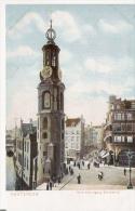 AMSTERDAM 75 MUNT MET INGANG KALVERSTRAAT 1905 - Amsterdam