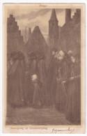 Brugge Opk  Ommegang Op Goedenvrijdag Anno 1902 - Brugge