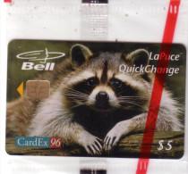 CANADA CARDEX 96 RATON LAVEUR 5$ NSB MINT IN BLISTER SUPERBE 2000 EX - Télécartes