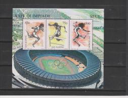 Yvert Bloc 14 ** Neuf Sans Charnière MNH JO 1988 - Blocs-feuillets